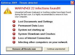 <strong/>Beware of this pop up!</b>